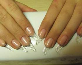 Нарощування нігтів гелем: що потрібно? фото