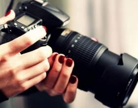 Налаштовуємо фотоапарат для відмінних знімків фото