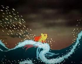 Про що казка про золоту рибку? фото