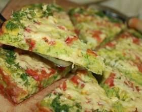 Піца з кабачків фото