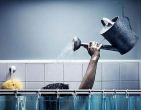 Чому немає гарячої води? фото