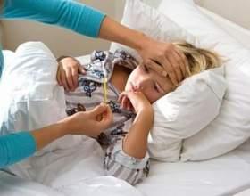 Чому у дитини температура? фото