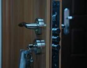 Переваги металевих дверей фото