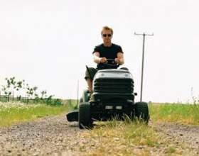 Райдер на садовій ділянці фото