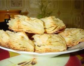 Рецепти листкового тіста фото