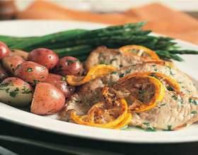 Рецепти телятини в духовці фото