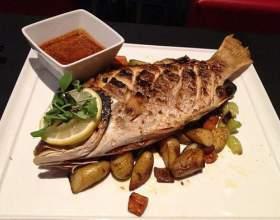 З чим їсти рибу? фото