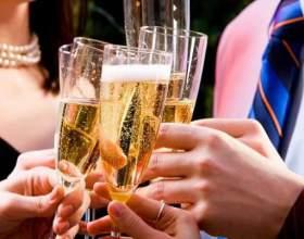 З чим пити шампанське? фото