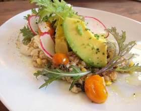 Салати з авокадо: рецепти фото