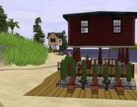 Сімс 3: як побудувати будинок? фото