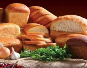 Скільки калорій в білому хлібі? фото