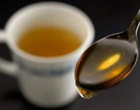 Скільки калорій в чайній ложці меду? фото