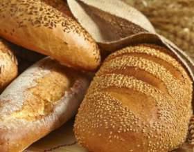 Скільки калорій в хлібі? фото