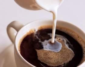 Скільки калорій в каві з молоком? фото