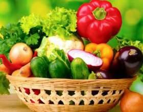 Скільки калорій в овочах? фото