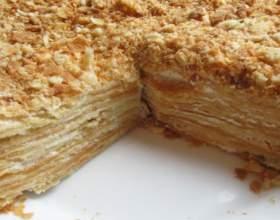 Торт на сковорідці фото