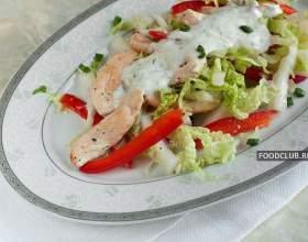 Три кращих дієтичних салату фото