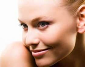Здорова шкіра обличчя - запорука краси. фото