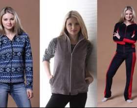 Жіночий зимовий домашній гардероб: що вибрати? фото